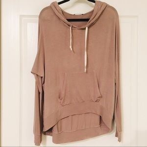 [Brandy Melville] [one size fits most hoodie]